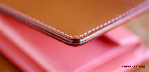 Nerb Handcraft - who what inspires you to work leathercraft