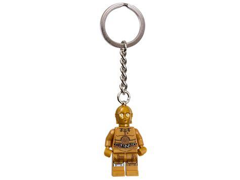Lego 20391 Wars Keychain C 3po lego 174 wars c 3po key chain lego shop