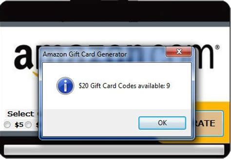 Free Amazon Gift Card Generator Download - amazon gift card code generator tool no survey free download