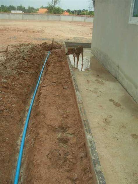 Wasserleitung Im Garten Selbst Verlegen by Schlechter Start F 252 R Ein Neues Projekt Seite 25 Thailand Forum