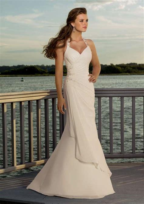 Halter Style Wedding Dresses by Halter Mermaid Wedding Dress Naf Dresses