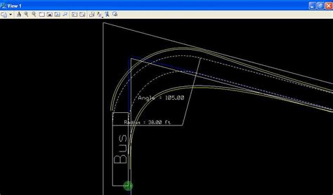 Index Of Cdn 12 1997 261 Aashto Turning Templates Autocad