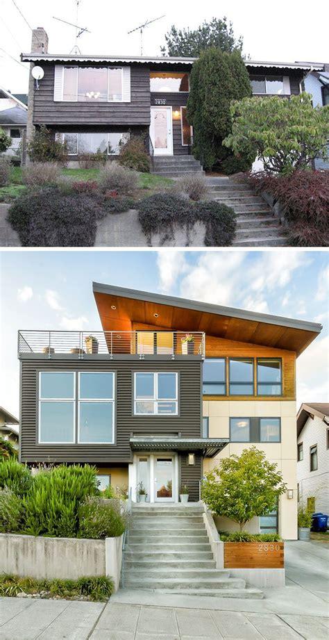 design inspiration a transformed split level home house renovation ideas 16 inspirational before after