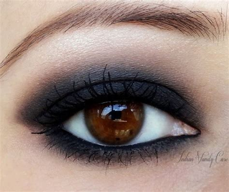 10 Black Smokey Eye Tips by 10 Amazing Smokey Tutorials Pretty Designs