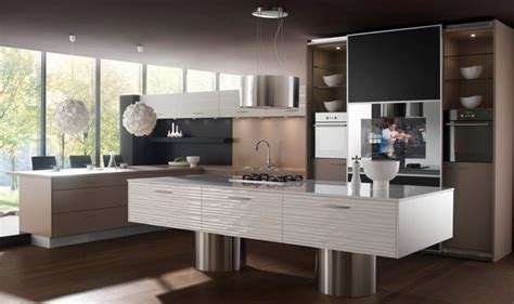 Kitchen Television Ideas Mirror Tvs Artistic Smart Homes Vaughan Toronto
