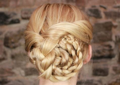 easy and simple prom hairstyles easy updo prom hairstyles prom day secrets