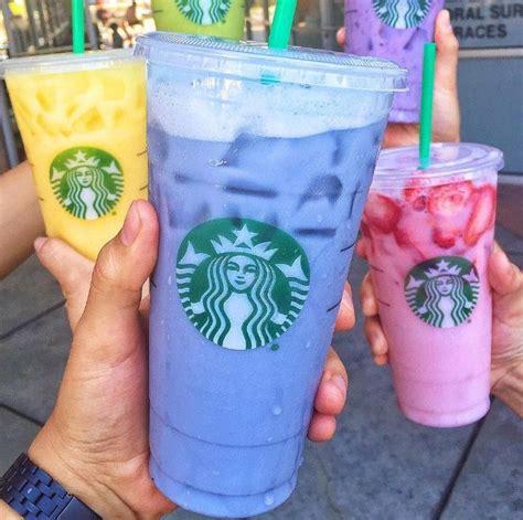 secret starbucks drink starbucks blue drink starbucks secret menu