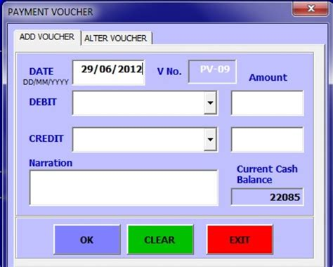 Abcaus Excel Accounting Template Download Accounting Software Templates Free
