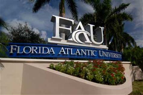 Atlantic Florida Mba by Fau Fau S Sport Management Mba Ranks Among Top 10