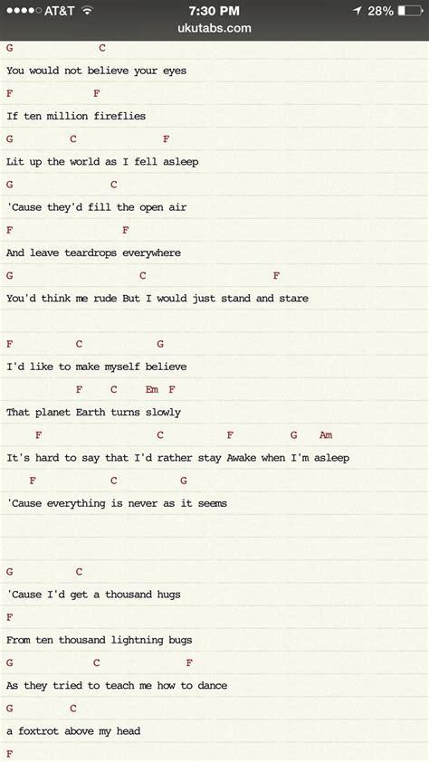 best part of waking up anarbor lyrics ukulele chords fireflies owl city ukulele dude pinterest