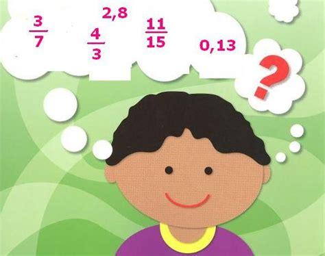imagenes matematicas de fracciones fracciones y decimales matem 225 ticas modernas