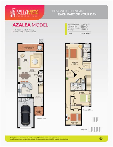 bella vista floor plans condo business in south florida bella vista at lauderdale