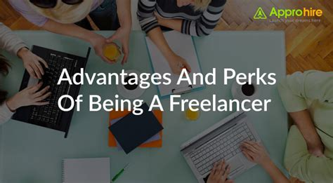 9 Advantages Of Being by Advantages And Perks Of Being A Freelancer