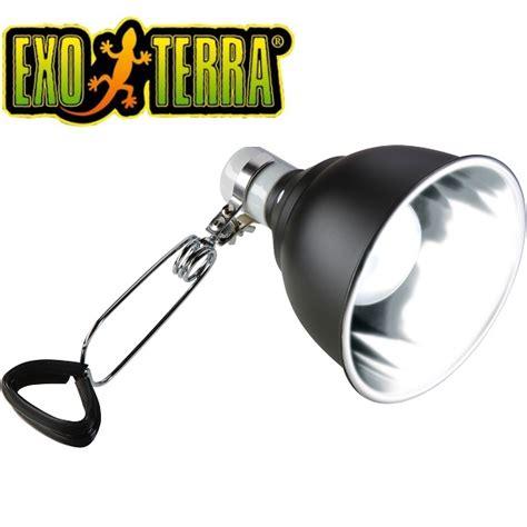 Light Dome Exoterra exo terra dome light fixture reptile huggle pets