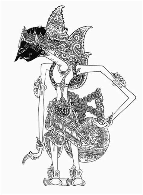 Anjani Lonceng tokoh punokawan tokoh wayang ramayana dan tokoh