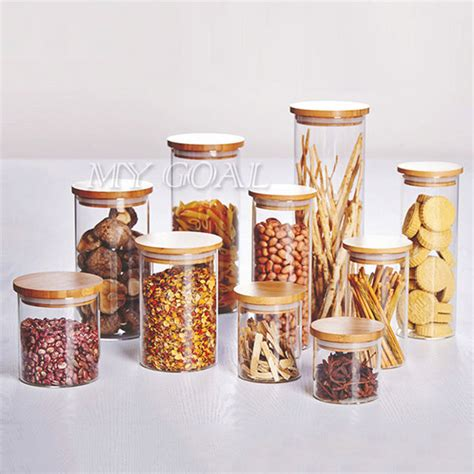 food kitchen bottle storage glass jar canister container
