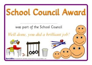 printable council award certificates for primary