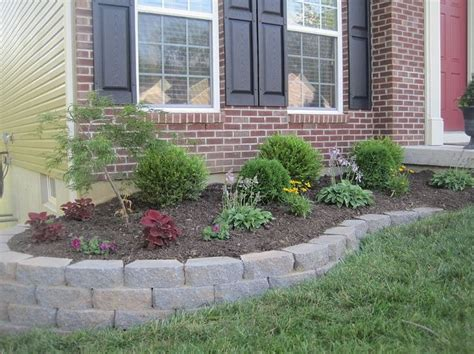 diy garden wall diy landscaping retaining wall