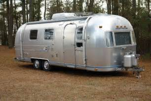 Bullet Travel Trailer Floor Plans vintage airstream trailer pictures slideshow