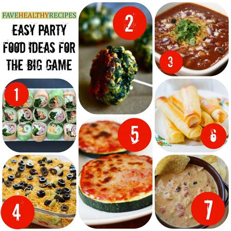 Cp Salsa Stripe 32 easy food ideas for the big