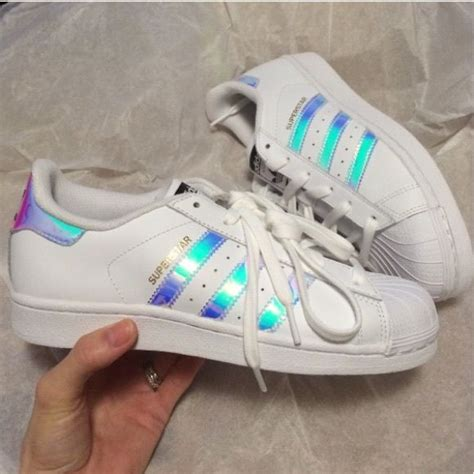 Original Bog Sock Sneakers White 25 best ideas about adidas superstar iridescent stripes