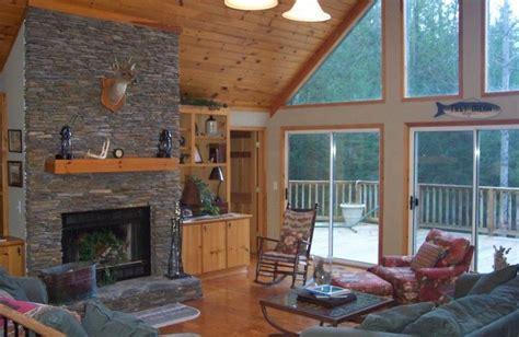 lake jocassee cabin in cove vrbo