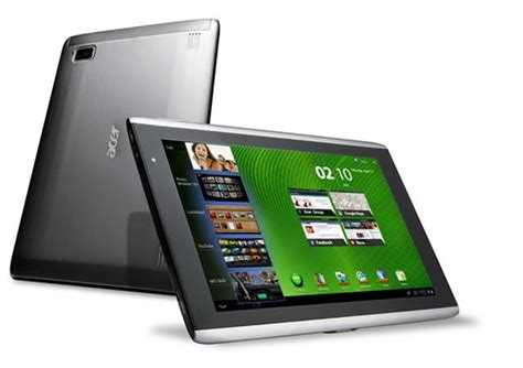 Tablet Android Acer iconia tab a200 techjuncks
