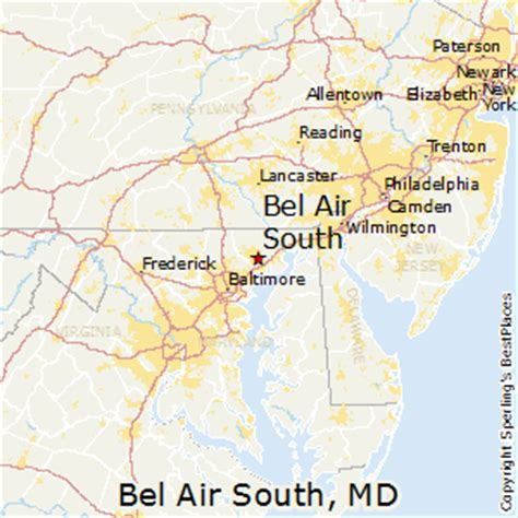 maryland map bel air best places to live in bel air south maryland