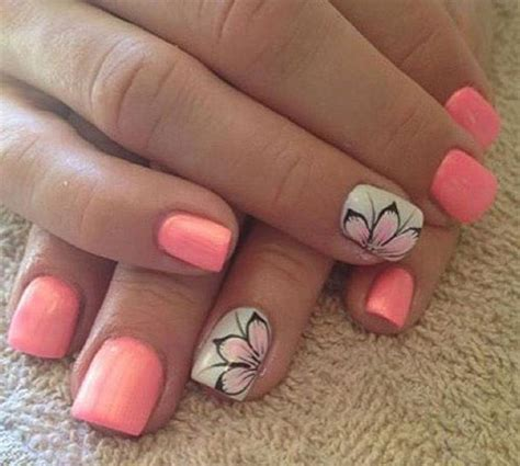 easy nail art spring 15 simple easy spring nail art designs ideas stickers