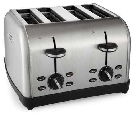 Best Affordable Toaster On Sale Oster Tssttrwf4s 4 Slice Toaster Get Cheap Price