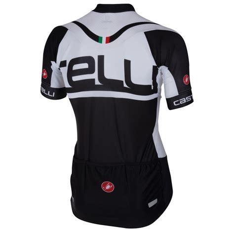 Cycling Cap Castelli Meta Black 2016 c隶stelli meta fz white black cycling jersey and bib