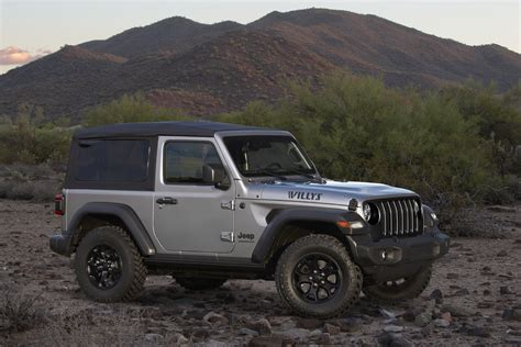 jeep models 2020 2020 jeep wrangler gets special editions new and