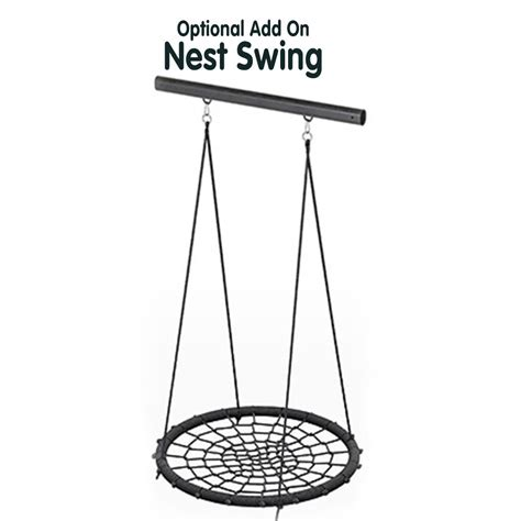 professional swing set vuly trolines nest swing for fully 360 pro swing sets