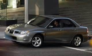 2007 Subaru Impreza 2 5i Car And Driver