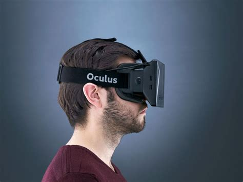 Vr Oculus Reality Just Got Real Could The Oculus Rift