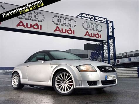 Audi Tt Sport by Audi Tt Quattro Sport Catch It While You Can Pistonheads