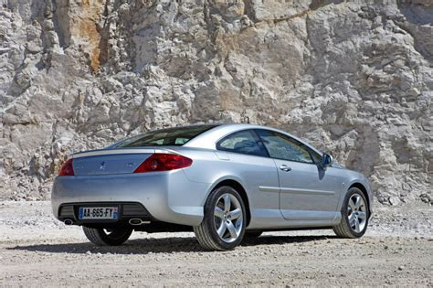 peugeot 407 coupe tuning peugeot 407 coupe gt picture 22559