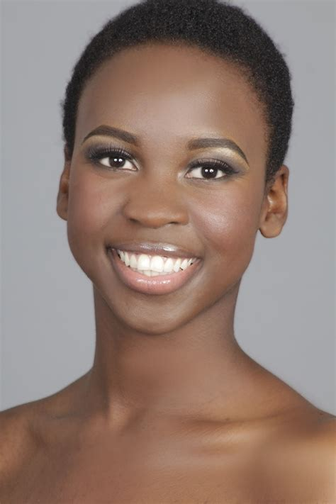 short haircuts for blck women with balding hair black women with bald hair on pinterest photo short