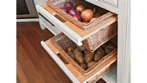 pull out baskets cabinets