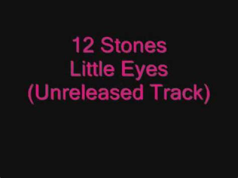 little eye endgame lyrics 12 stones little eyes lyrics