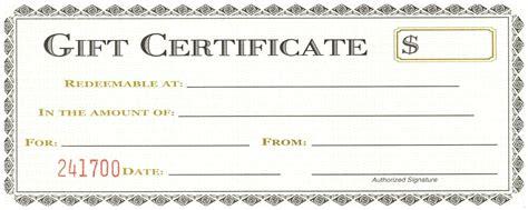 massage gift certificate template igotz org