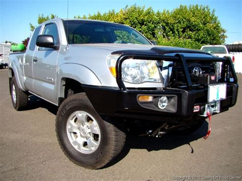 2006 Toyota Tacoma Rear Bumper 2006 Toyota Tacoma With An Arb Front Bumper And Warn Ind