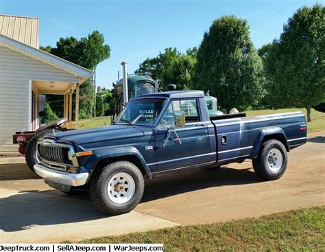 1987 Jeep J20 J20 On Road Gxhtki