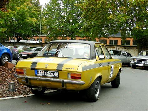 1970 opel 4 door opel ascona