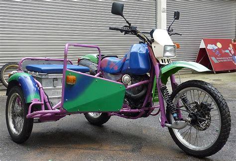 Motorrad Wasp Gespanne by Endurogespanne Motorr 228 Der Yamaha Srx600 Tt600 Enduro