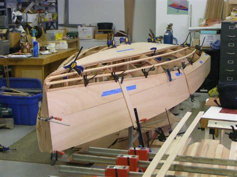 wooden boat design software ds15 radius chine plywood sailboat build photo velas