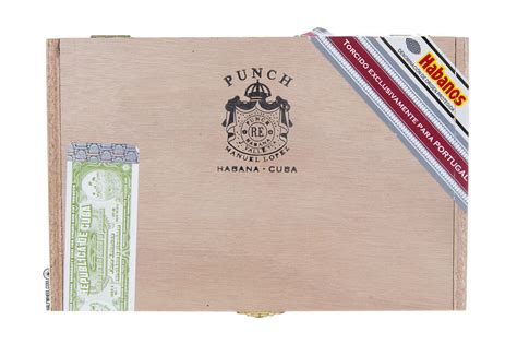Punch Clasicos Exclusivo Suiza 2011 Box Of 25 Cigar Cerutu punch descobridores er portugal 2011 halfwheel