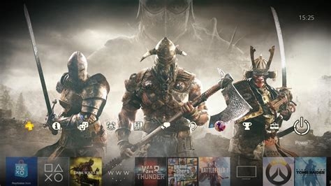 Ps4 For Honor by New For Honor Ps4 Theme Forhonor
