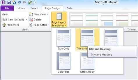sharepoint 2010 page layout templates images templates