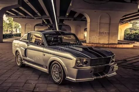 who owns saleen who owns a 1967 ford shelby mustang gt 500 painted exactly